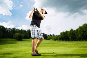 Aktivitäten Golfspielen-Schwieberdingen