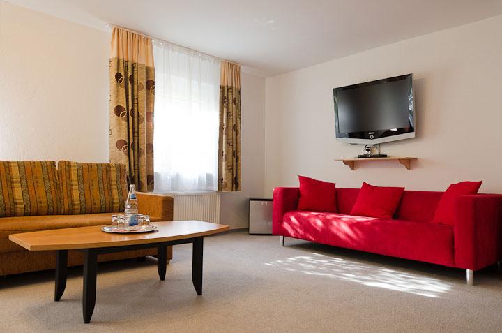 Doppelzimmer Beispiel Hotel Krone Schwieberdingen