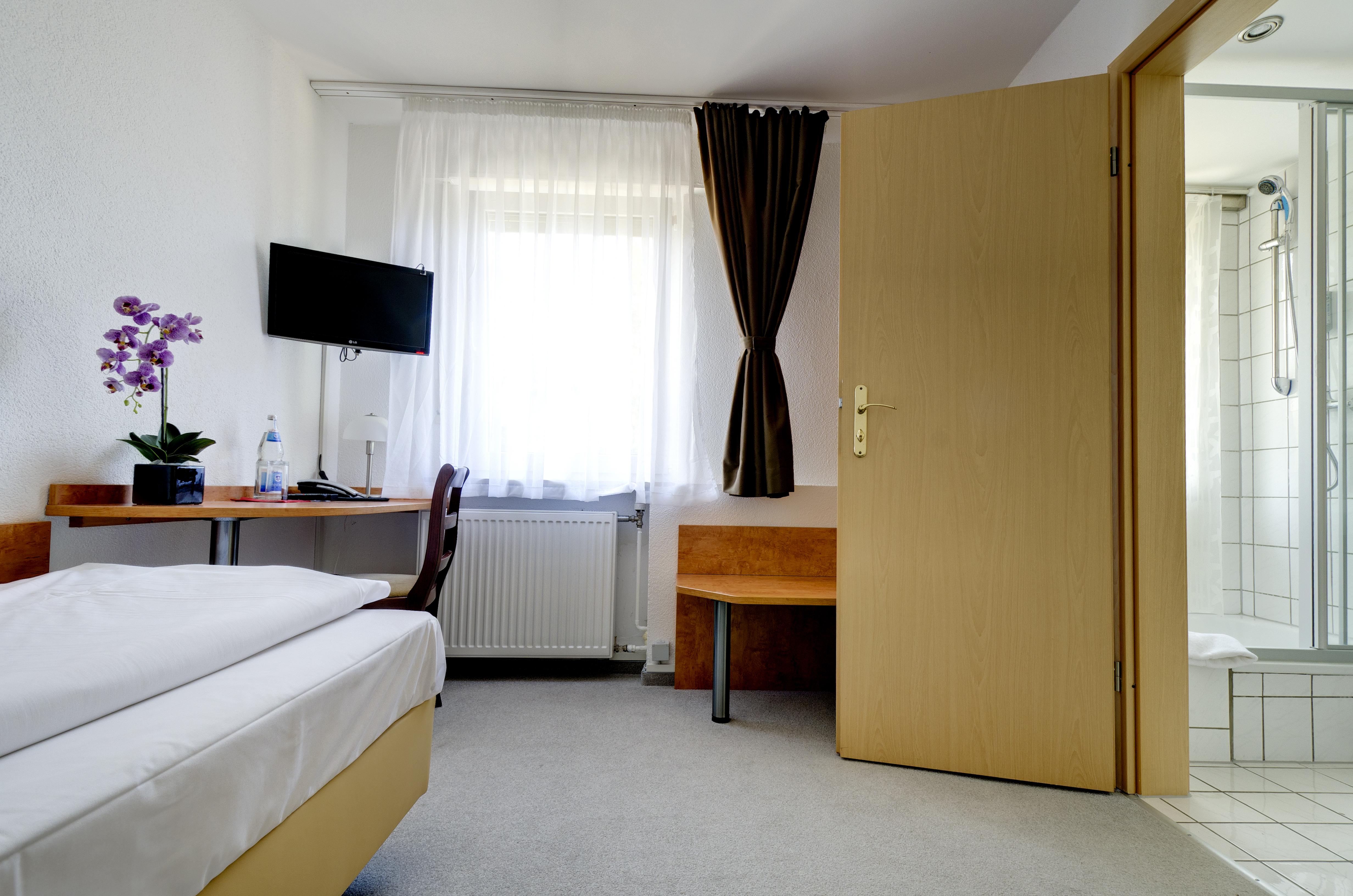Einzelzimmer-Ansicht